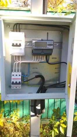 Выполнение технических условий отМОЭСК на15 кВт вОдинцовском районе