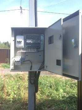 ЭПУ 15 кВт вИстринском районе (КПЗаповедное)