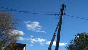 Выполнение технических условий от МОЭСК на 15 кВт в Одинцовском районе
