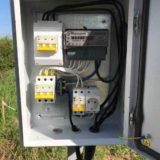 Проект подключения электричества в Чеховском районе