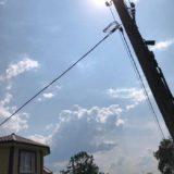 подключение дома к электричеству в деревне Мошницы компанией Электросити