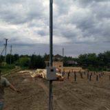 Проект подключения электричества на 15 кВт в Новой Москве выполненный сотрудниками компании Трубостойка