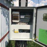 монтаже ЩУ на 15 кВт компанией Электросити