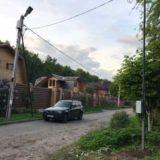 Проект подключения электричества в деревне Терехово