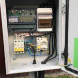 Проект подключения электричества в деревне Терехово компанией Электросити под ключ