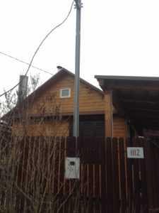 Подключение электричества к дому в Истринском районе