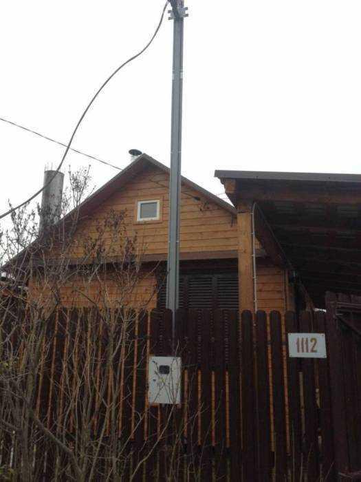Подключение электричества кдому вИстринском районе