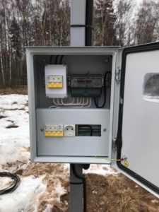 подключение электричества в красногорском районе