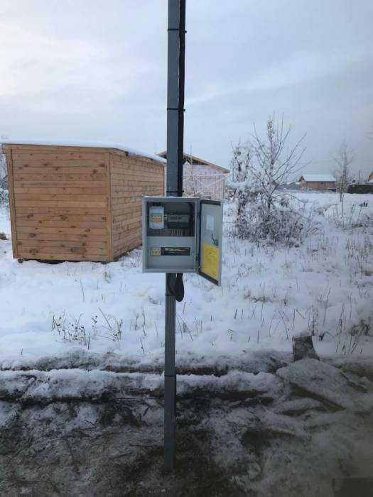 Подключение электричества вДомодедовском районе