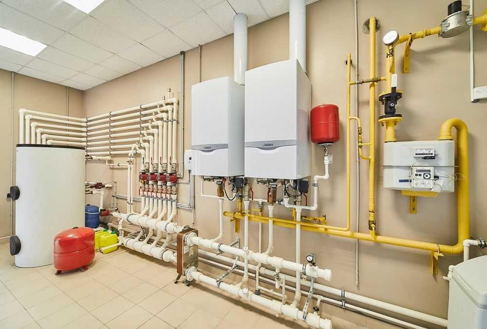 Обслуживание систем отопления