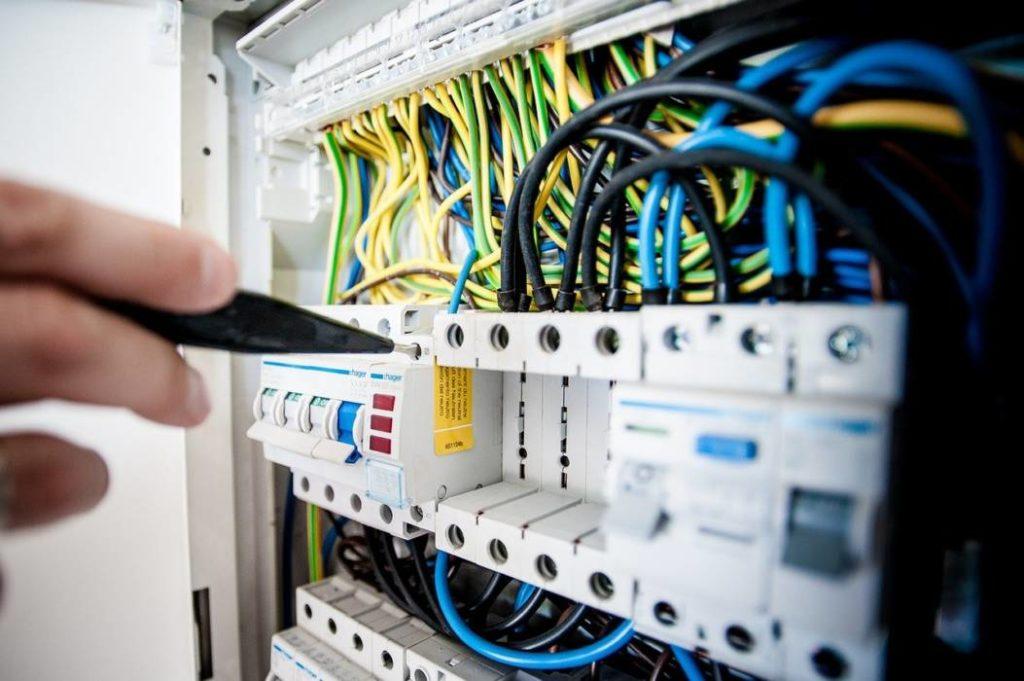 ассортимент электрической продукции